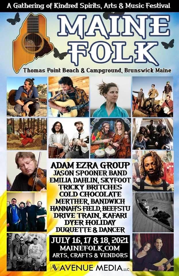 Maine Folk, a Gathering of Kindred Spirits