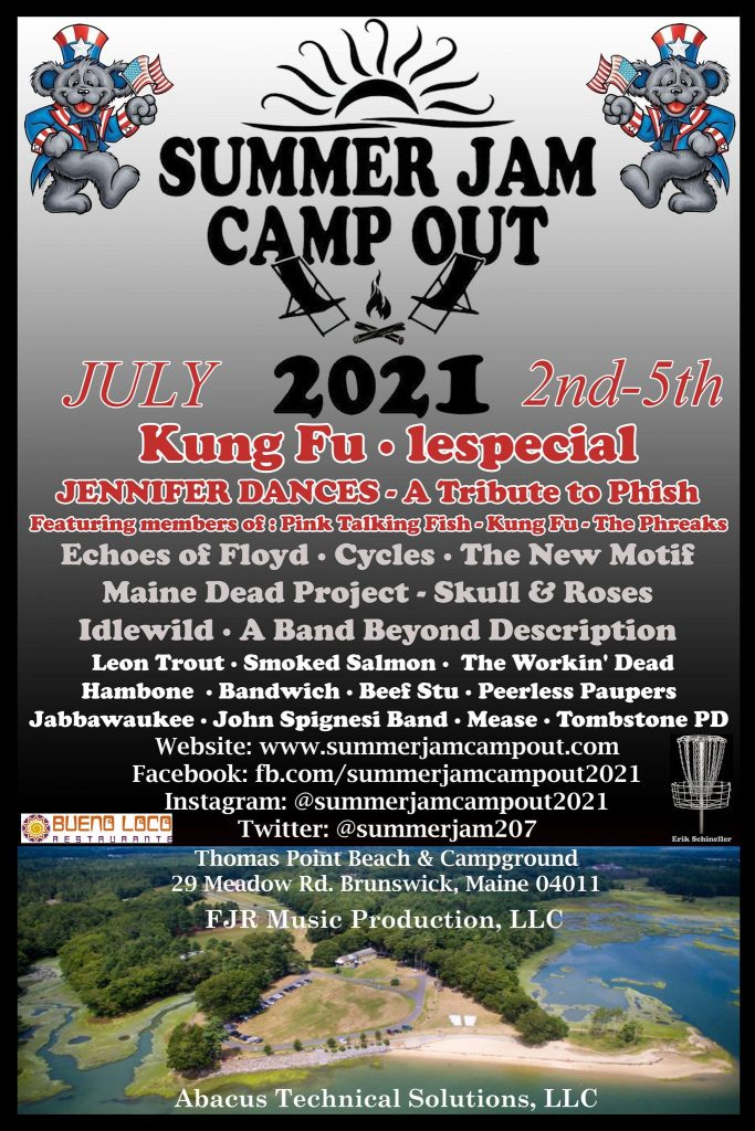 Summer Jam Camp Out 2