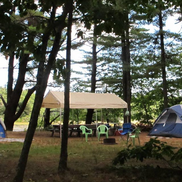 Announcing our new 2019 Camping Rates