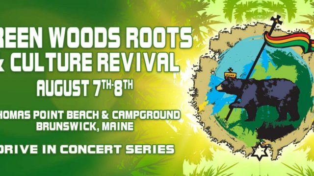 Green Woods Roots and Culture Drive-In Concert!